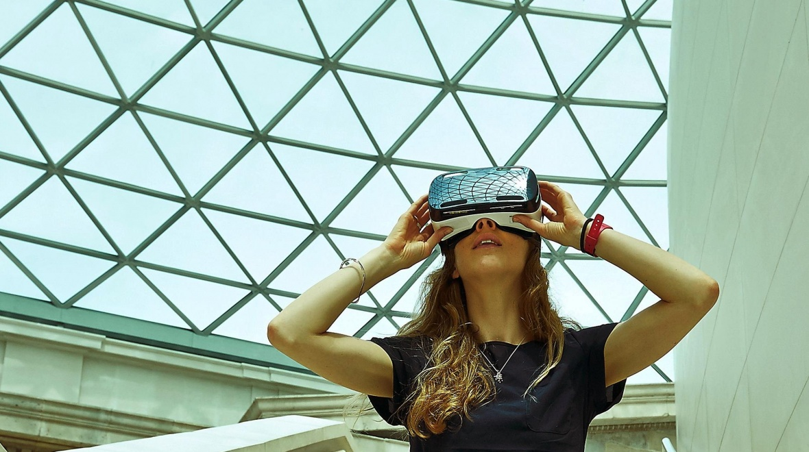 5 Benefits of Virtual Reality for Museums